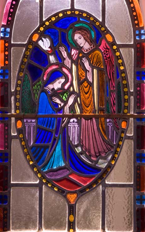 Stained Glass In Mayo